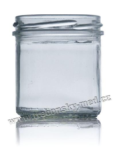 konzervování sklenic